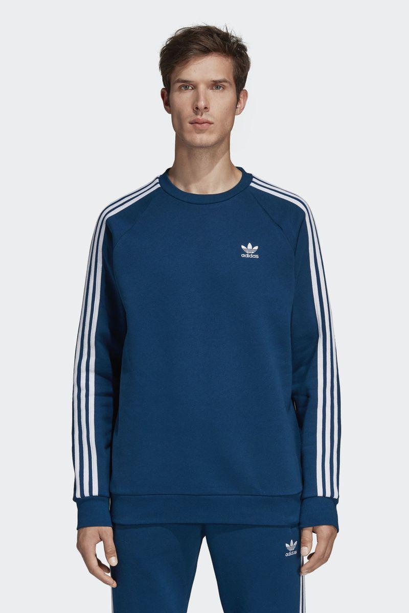 Свитшот adidas 3-Stripes Crew плавки 3 stripes