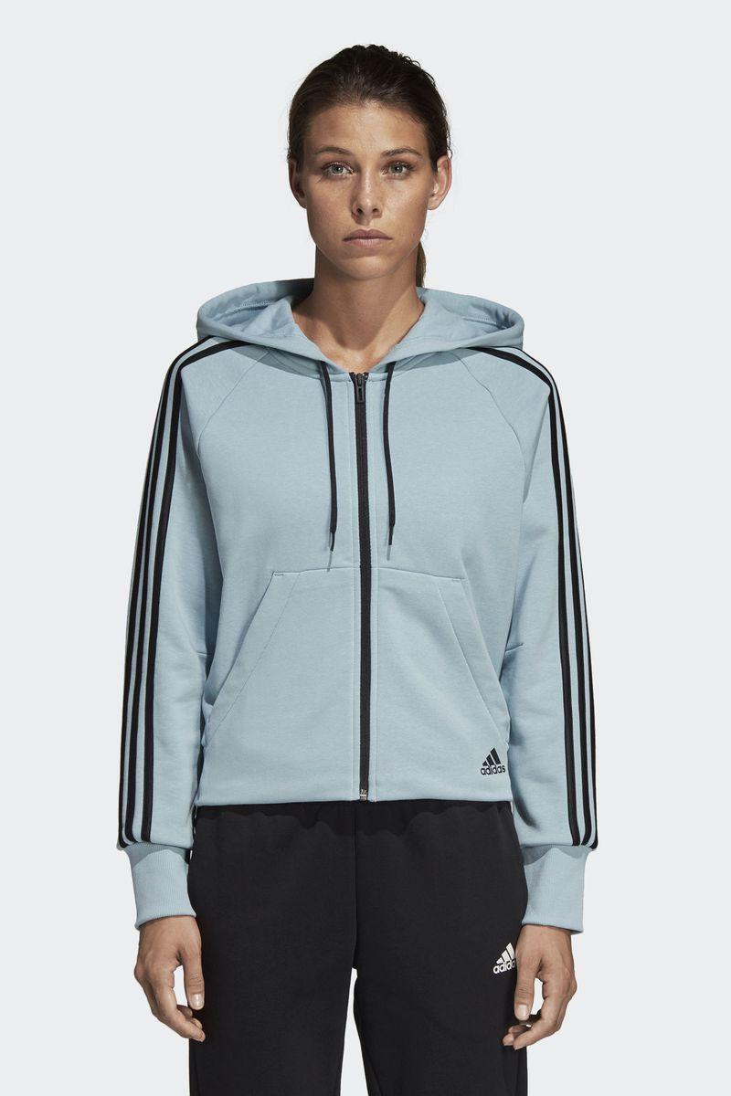 Худи adidas W Mh 3S Fz Hd брюки adidas w mh 3s pant