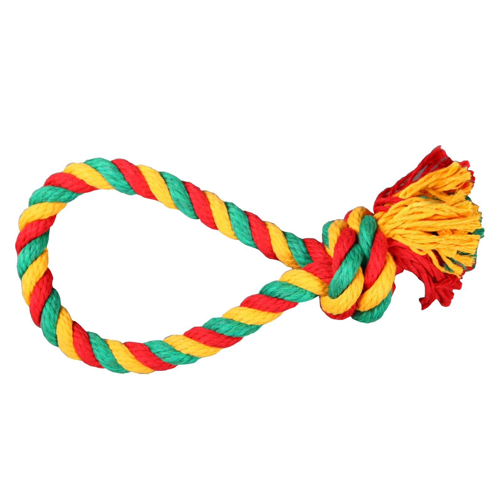 Игрушка для животных JOY Веревка-Петля JOY текстильная игрушка для собак 2РУА00108