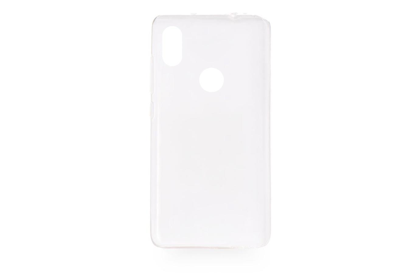 Чехол для сотового телефона Gurdini Чехол накладка силикон высокотехнологичный для Xiaomi Redmi S2, 906202, прозрачный