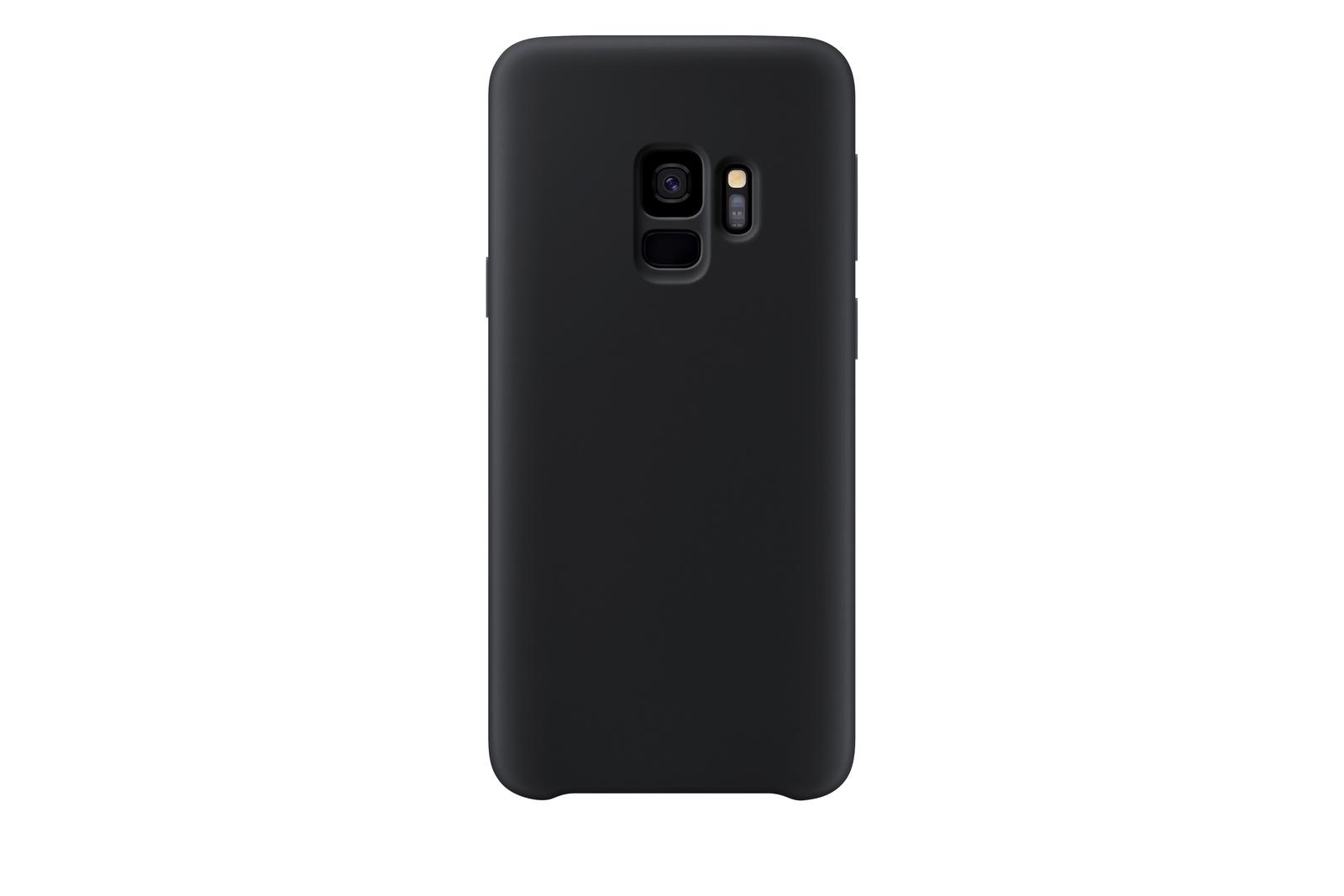 Чехол для сотового телефона Gurdini Чехол накладка силикон высокотехнологичный для Samsung Galaxy S9 Plus , 905908, черный