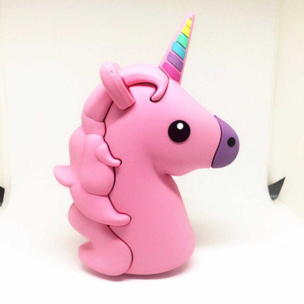Фото - Внешний аккумулятор Perston Unicorn-3, розовый внешний аккумулятор perston unicorn 1 черный