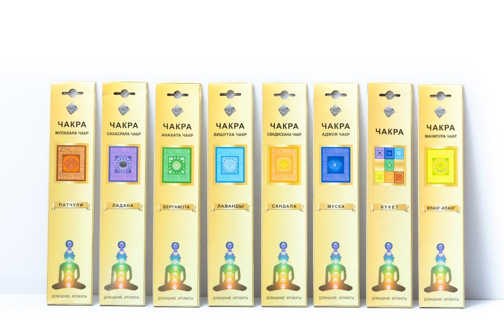 Благовония Индокитай 1801/105 масла индокитай аромамасло 6 ароматов по 10 мл