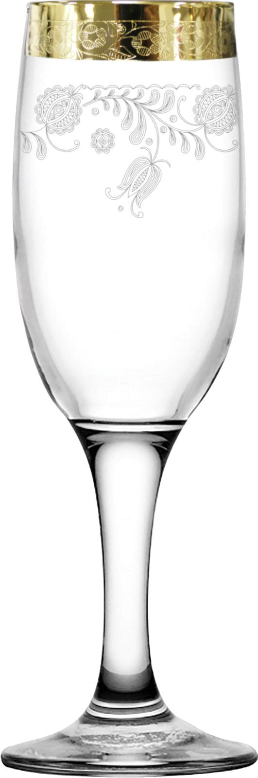 Набор бокалов Гусь-Хрустальный Нежность, TAV34-419, 190 мл, 6 шт набор бокалов гусь хрустальный золотой карат