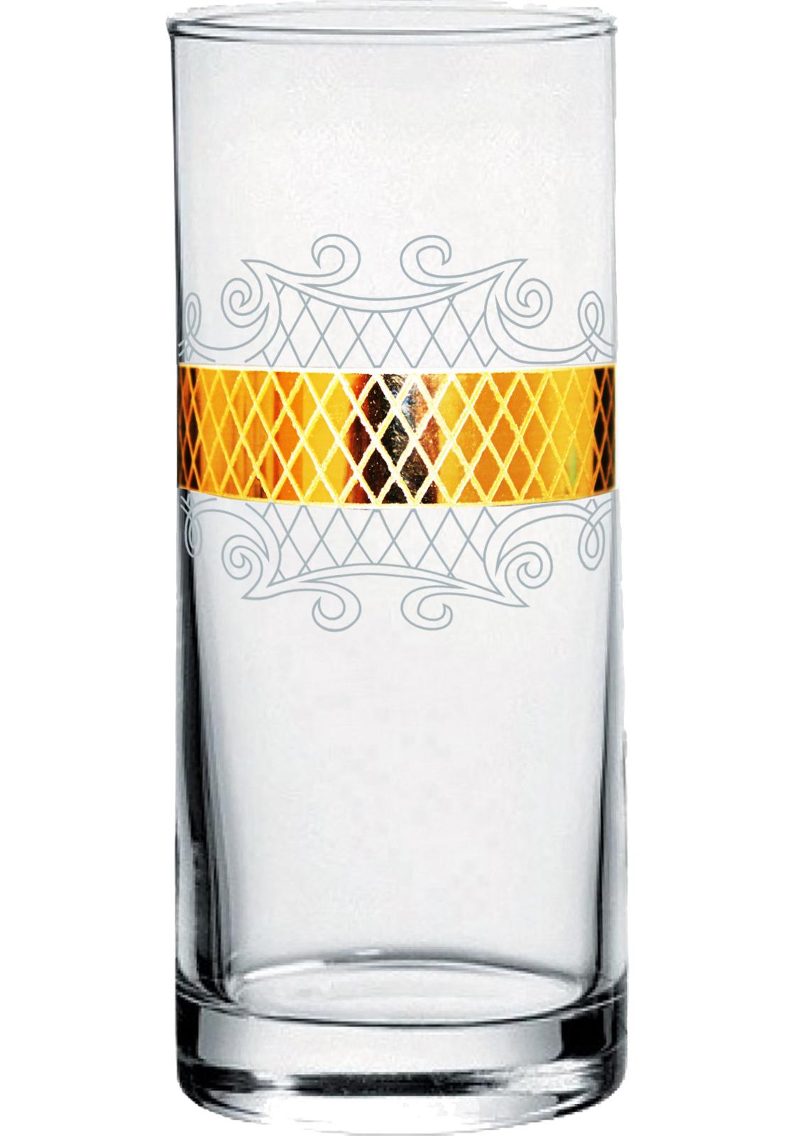 Набор стаканов Гусь-Хрустальный Винтаж, EAV25-402, 290 мл, 6 шт набор стаканов гусь хрустальный веточка 350 мл 6 шт