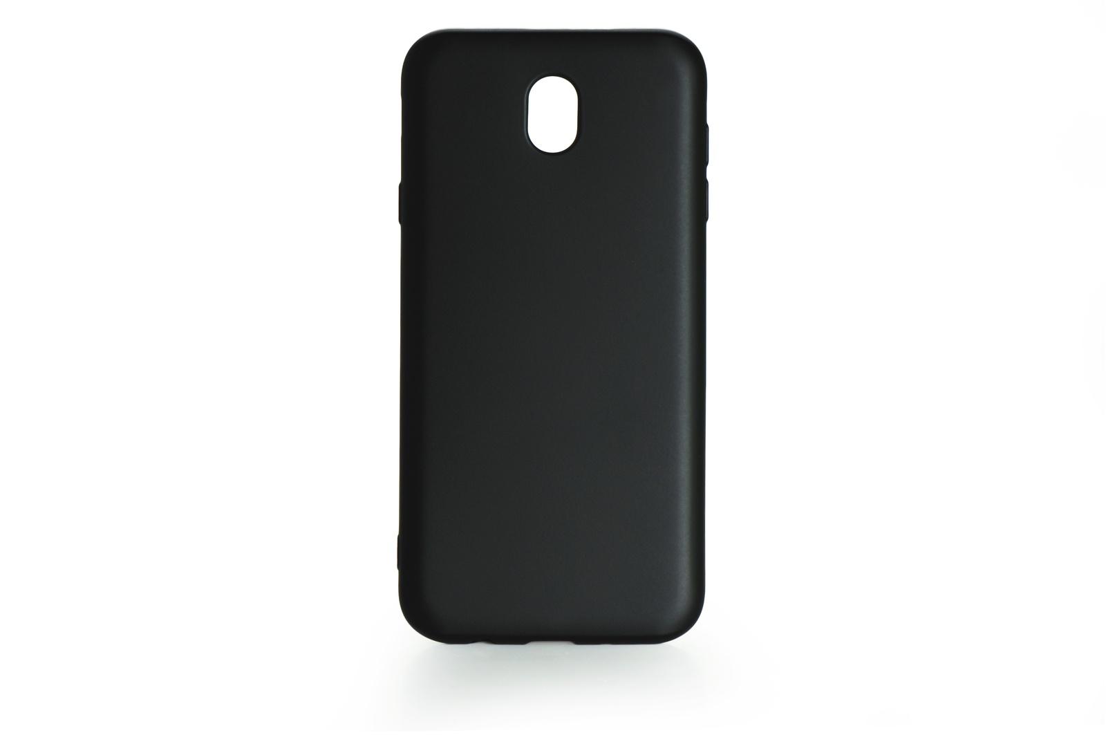 Чехол для сотового телефона Gurdini силикон Soft Touch 904092 для Samsung Galaxy J5 2017 (J 530), черный