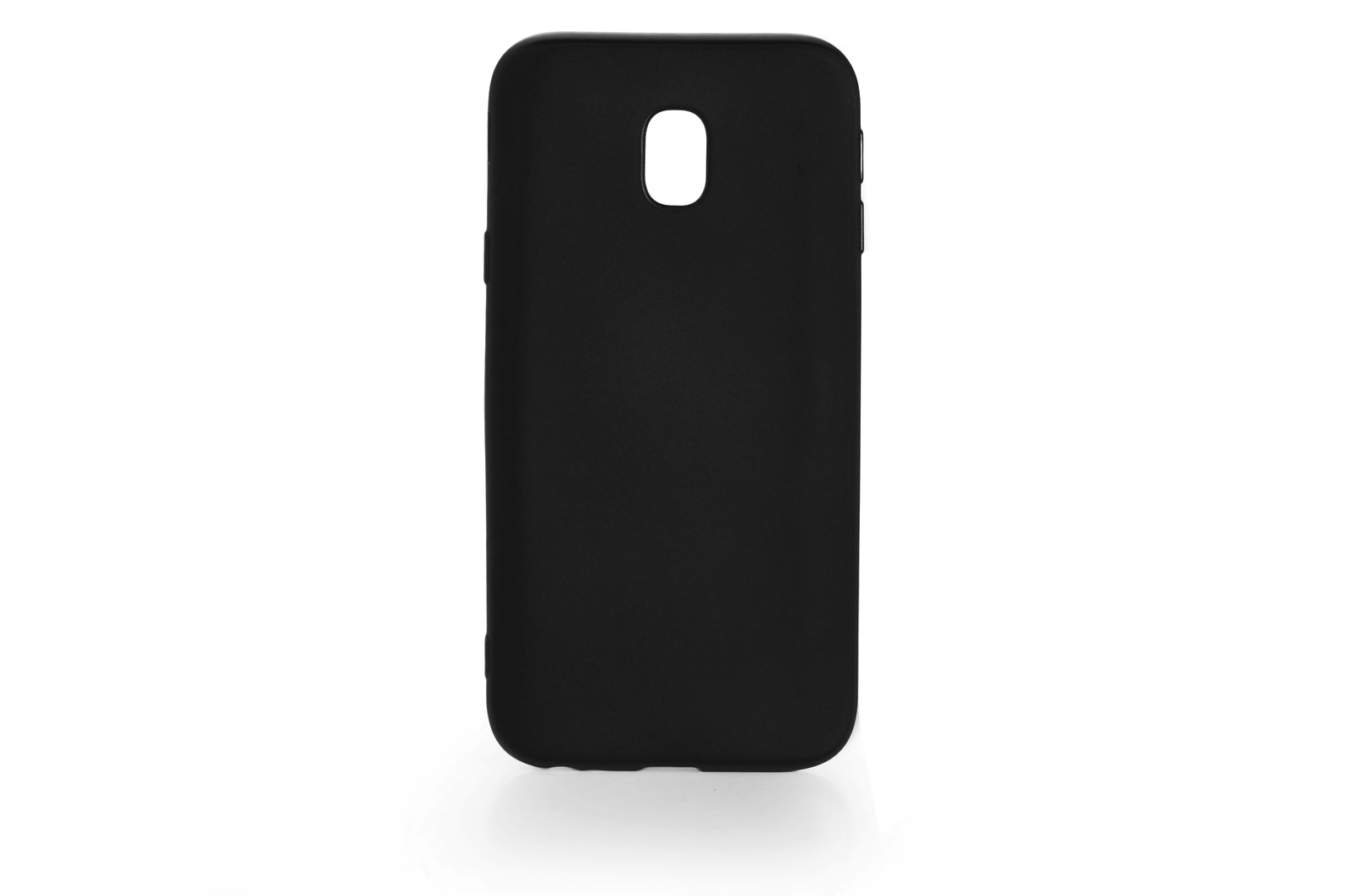 Чехол для сотового телефона Gurdini Чехол накладка силикон Soft Touch для Samsung Galaxy J3 2017 (J 330), 904082, черный