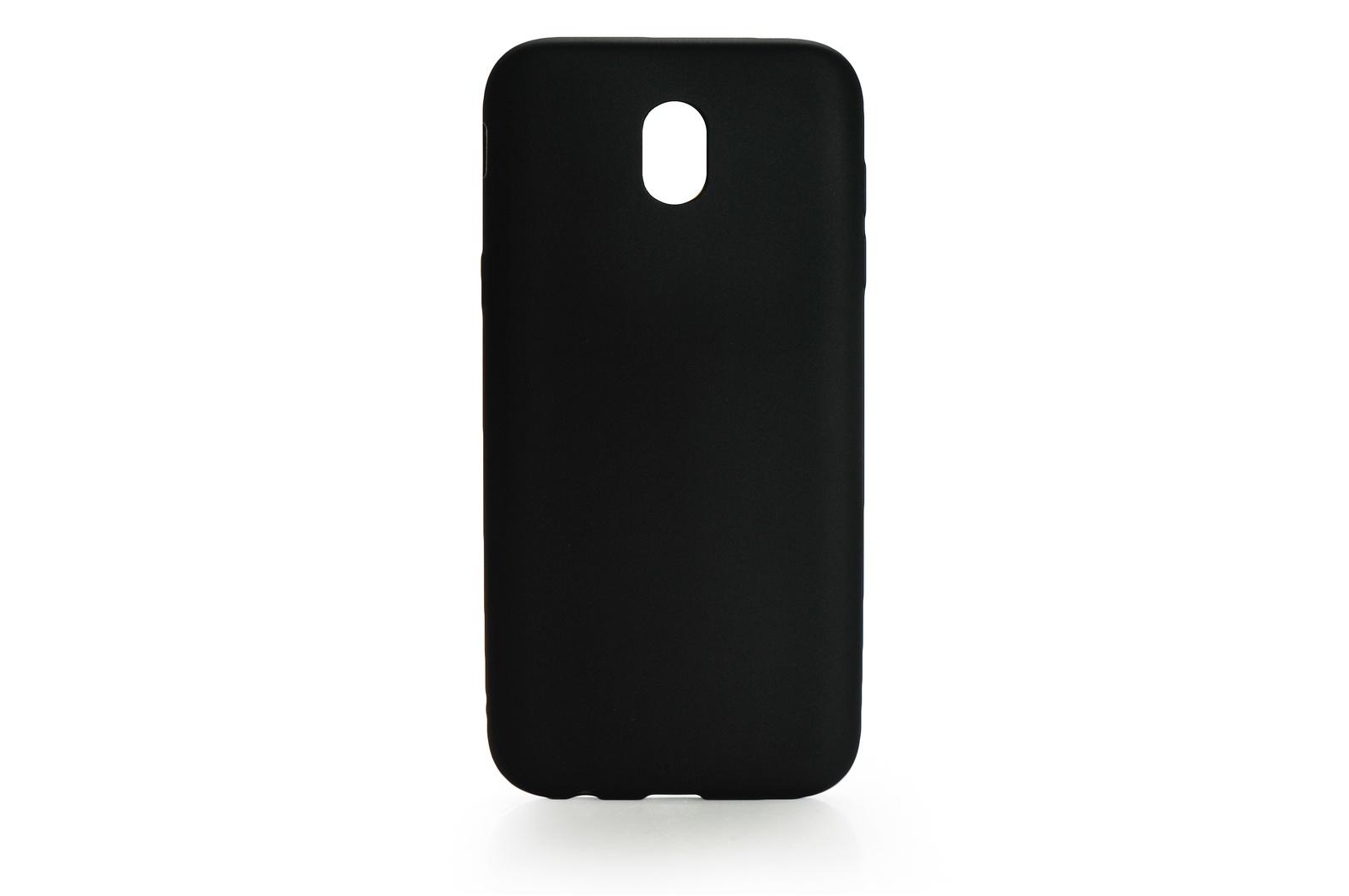 Чехол для сотового телефона Gurdini Чехол накладка силикон высокотехнологичный для Samsung Galaxy J3(J330) 2017 , 904136, черный