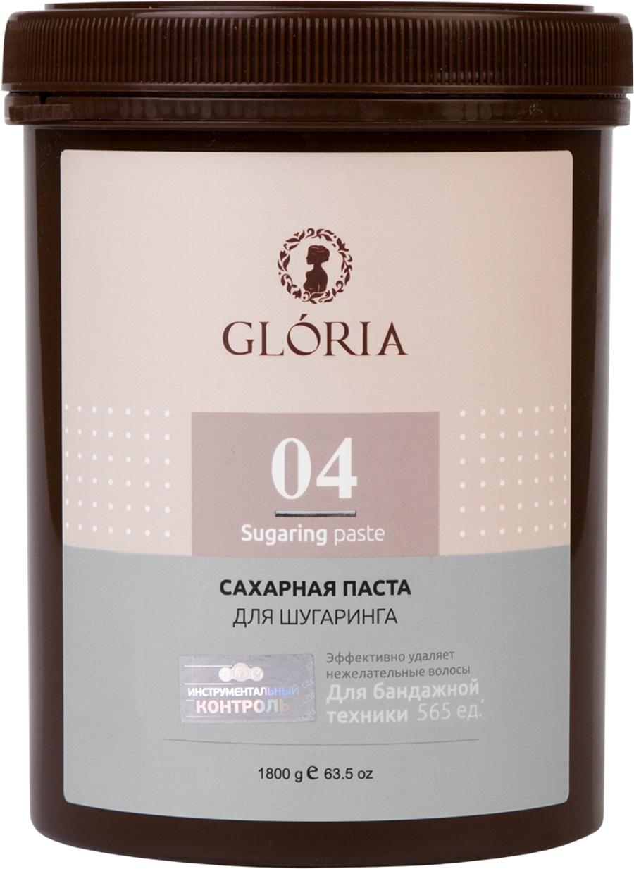 Сахарная паста GLORIA SUGARING & SPA Для депиляции «Бандажная», 1800