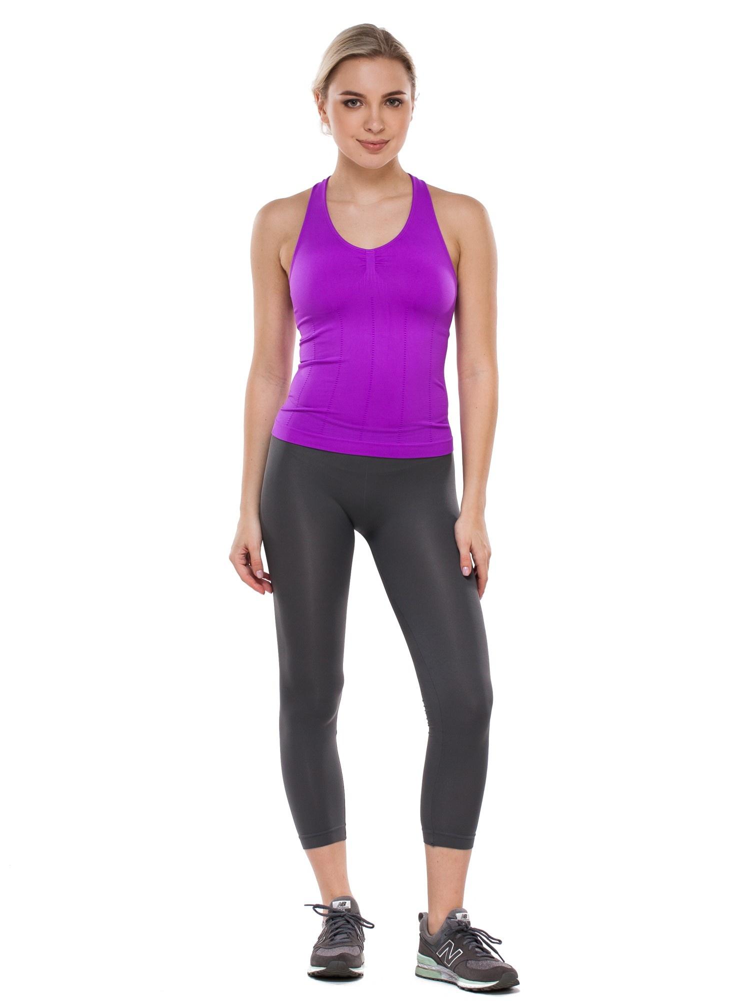 Майка MORERA 35480M PURPLE (M), синий 44, 46 размер35480M PURPLE (M)Спортивная майка для спорта, фитнеса, бега, йоги и т.д.
