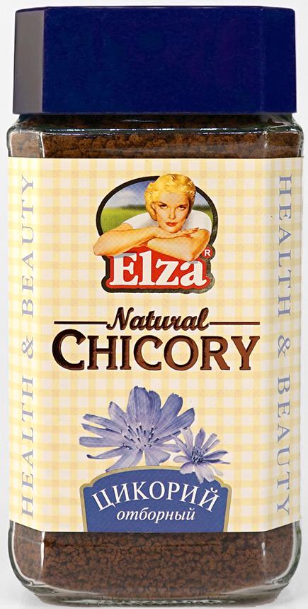Elza Natural Chicory цикорий, 100 г цена 2017