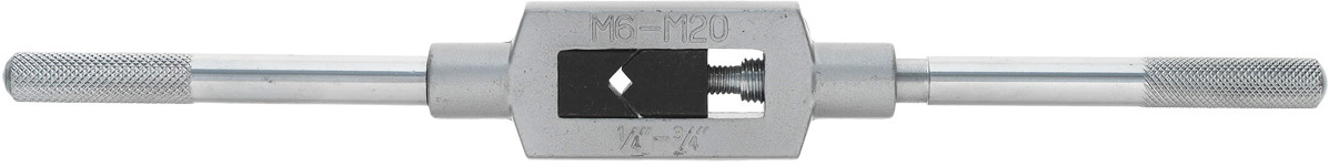 Вороток для метчиков Сибртех М6-М20