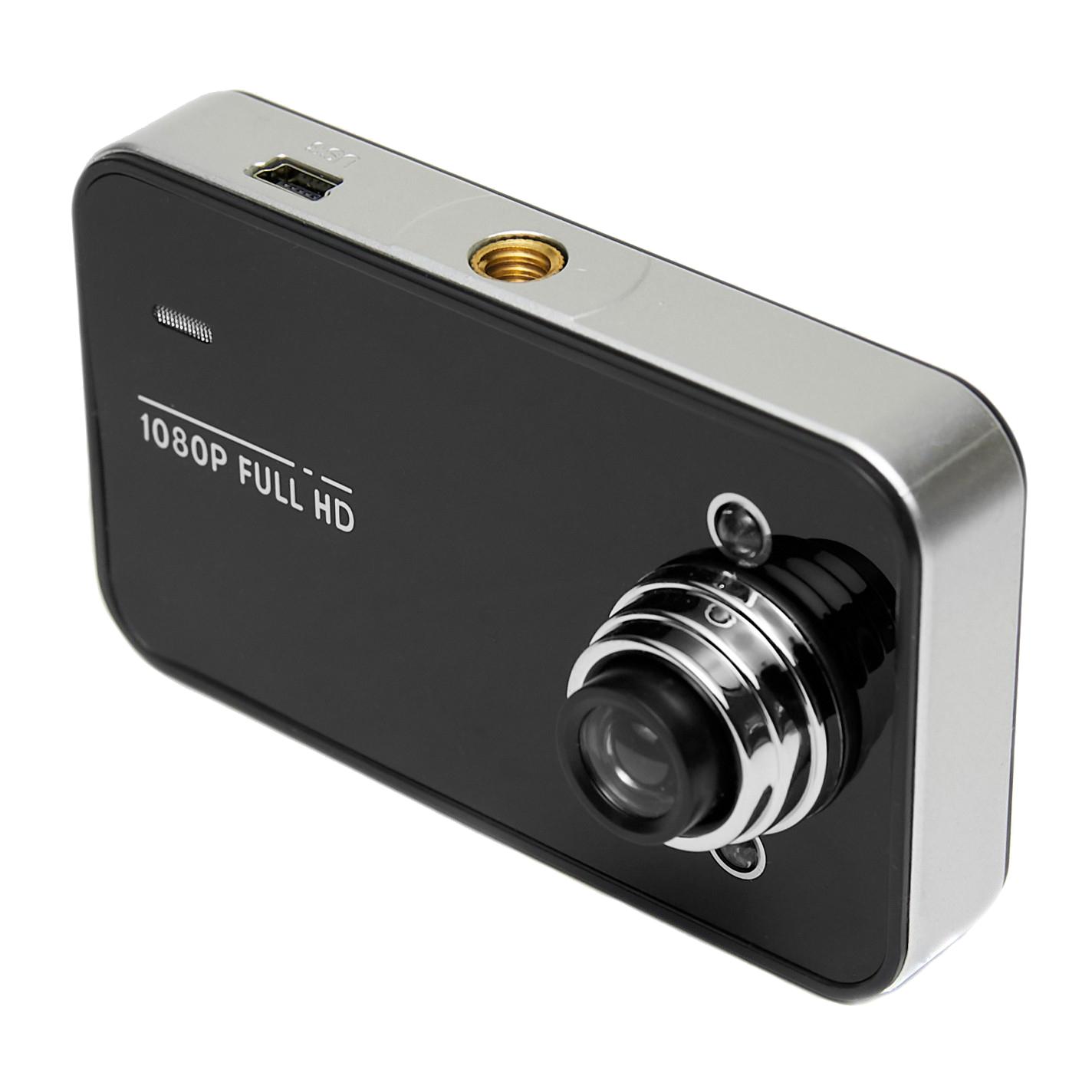 Видеорегистратор TipTop K6000, 4605180004839, черный