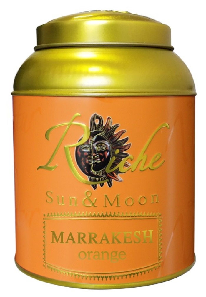 Чай листовой Riche Natur Marrakesh Orange, 100