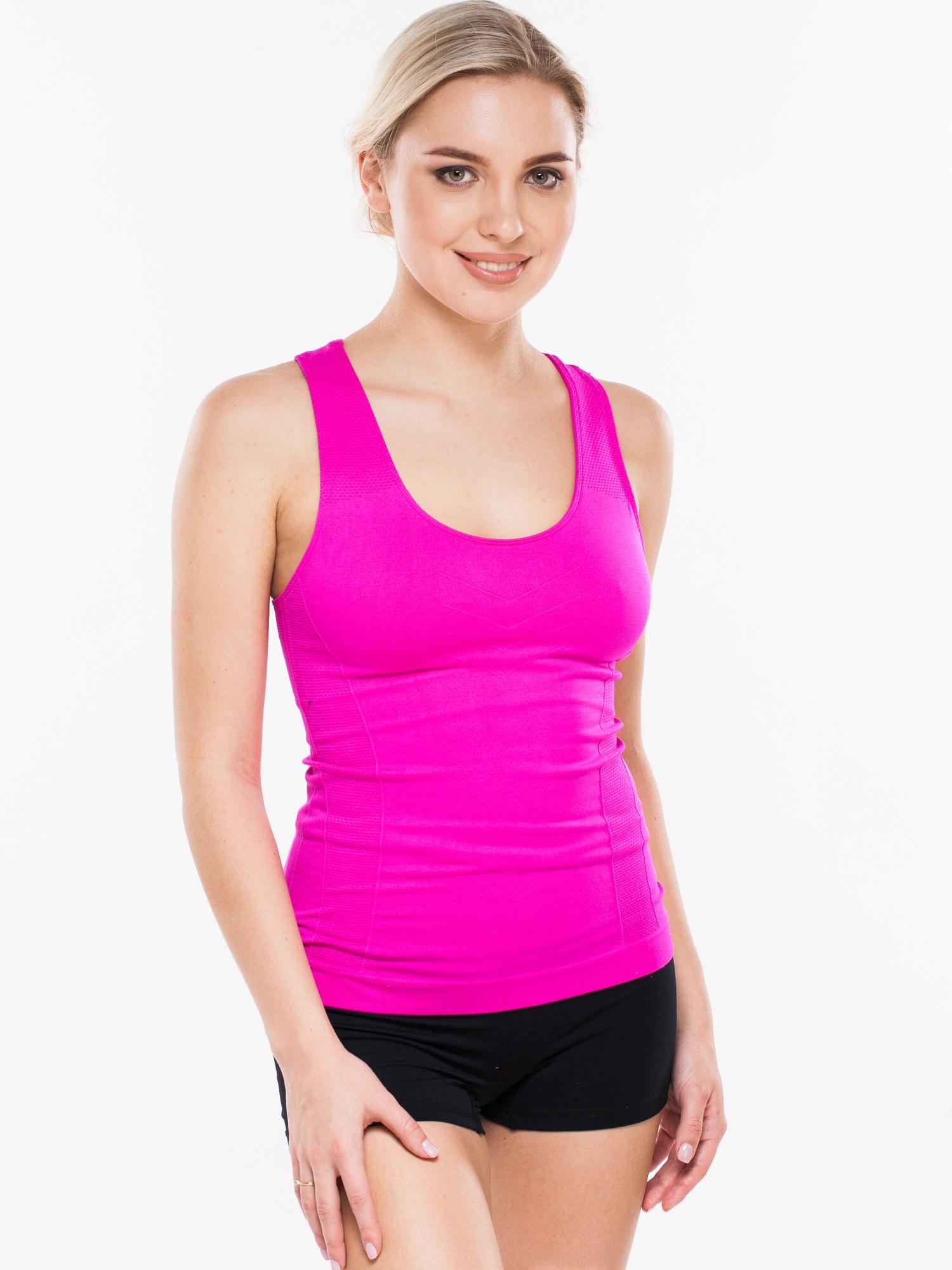 Майка MORERA 35840M ELECTRIC VIOLA (XL), темно-розовый 48 размер35840M ELECTRIC VIOLA (XL)Спортивная майка для спорта, фитнеса, бега, йоги и т.д.