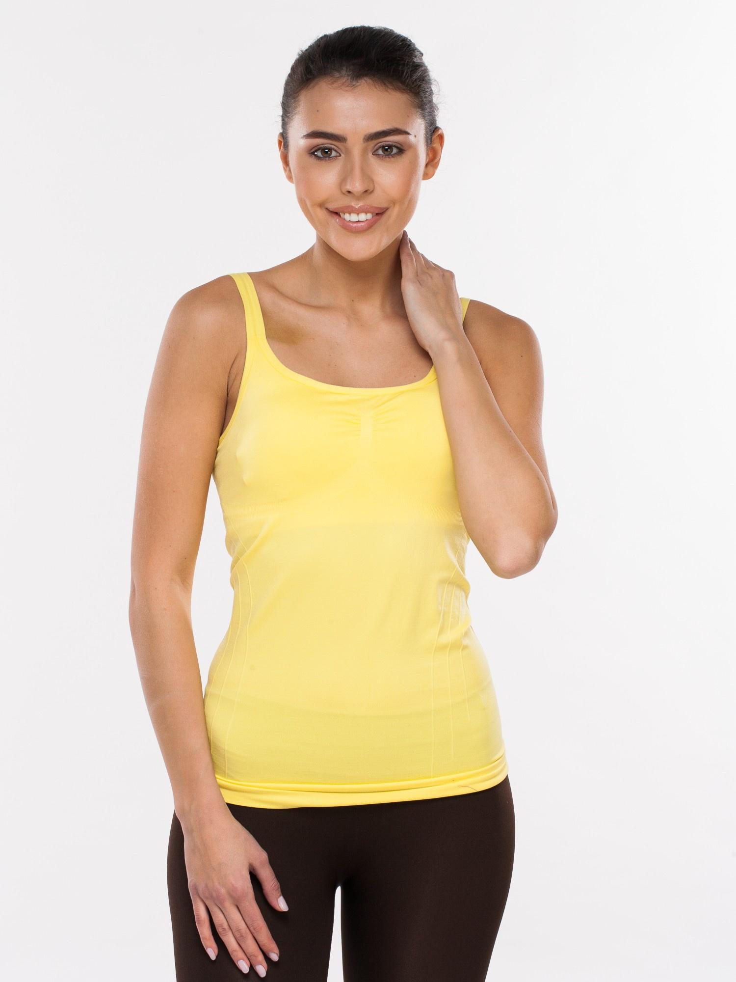 Майка Pro-fit16120 SUNSHINE (M)Спортивная майка для спорта, фитнеса, бега, йоги и т.д.
