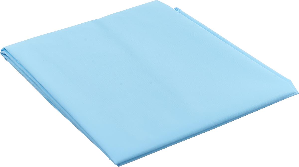 Наматрасник Пелигрин, для детской кровати, 5603, голубой, 125 х 65 см