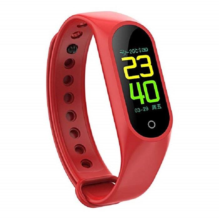 Фитнес-браслет ZDK ZDK M3(red), 3638, красный умный фитнес браслет zdk f3 3393 черно красный page 3 page 3