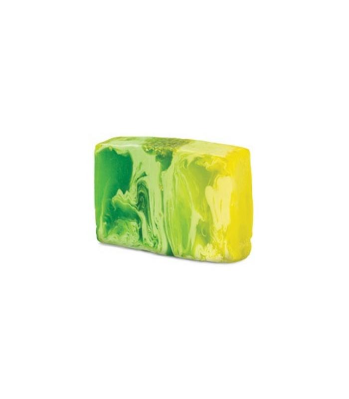 Мыло туалетное AIS Сочная дыня, для всех типов кожи20000_0032Насыщенный летний аромат сочной дыни заряжает энергией и отличным настроением. Каждый брусок мыла создается вручную и отличается не только натуральным составом и ярким ароматом, но и необычным видом. В основе мыла – растительный глицерин, экстракт спелой дыни, экстракт яблока, экстракт ягод винограда, масло мякоти авокадо, масло семян манго, початки кукурузы измельченные, сорбитол, и артезианская вода Северного Кавказа. Благодаря такому составу оно мягко очищает кожу, образуя нежную пену, и идеально подходит для ежедневного применения.Не содержит парабенов и этилового спирта, SLS и ALS.Не тестируется на животных.Подходит для использования вегетарианцами.Одобрена Советом муфтиев России.