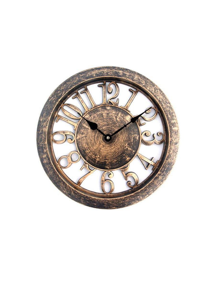 Настенные часы KC Часы настенные пластиковые 27.5*27.5*3.8 KC 000880