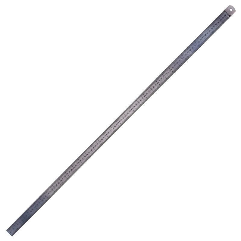 Линейка archimedes 90151 Измерительная линейка 1000 мм, 90151 линейка измерительная harden 580707 1 м
