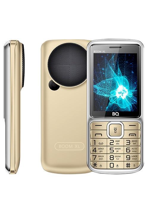 Мобильный телефон BQ BQM-2810 BOOM XL, 134565703275 bq bqm 1406 vitre silver