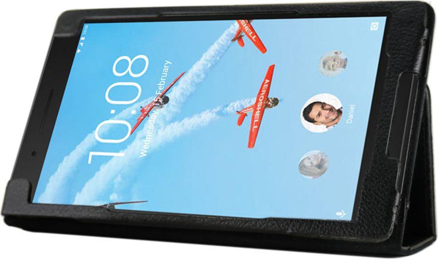 "Чехол для планшета IT Baggage Lenovo Tab_E8 8"", TB-8304, черный"