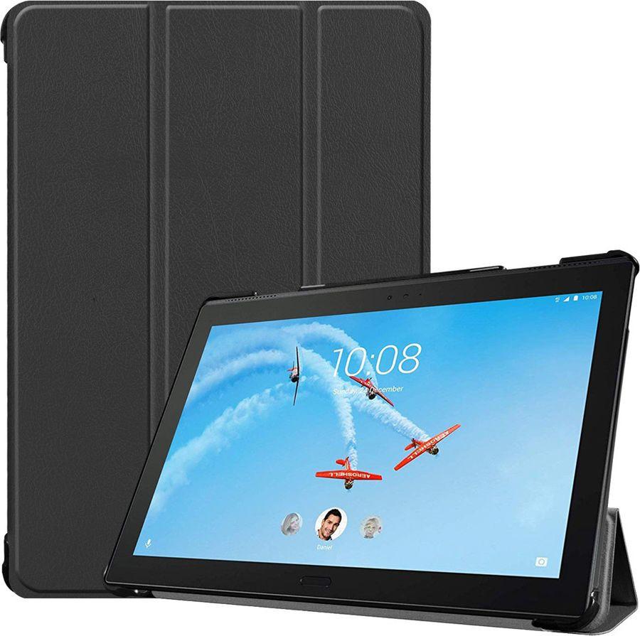 """Чехол для планшета IT Baggage Lenovo Tab 10"""" P10, TB-X705, черный"""