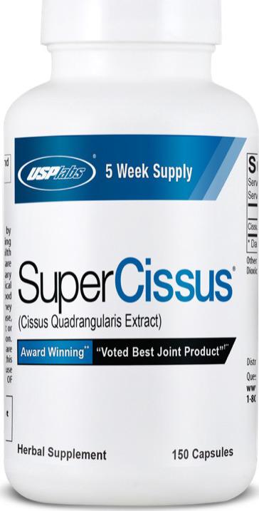 цены Препарат для суставов и связок QNT Super Cissus, 150 капсул