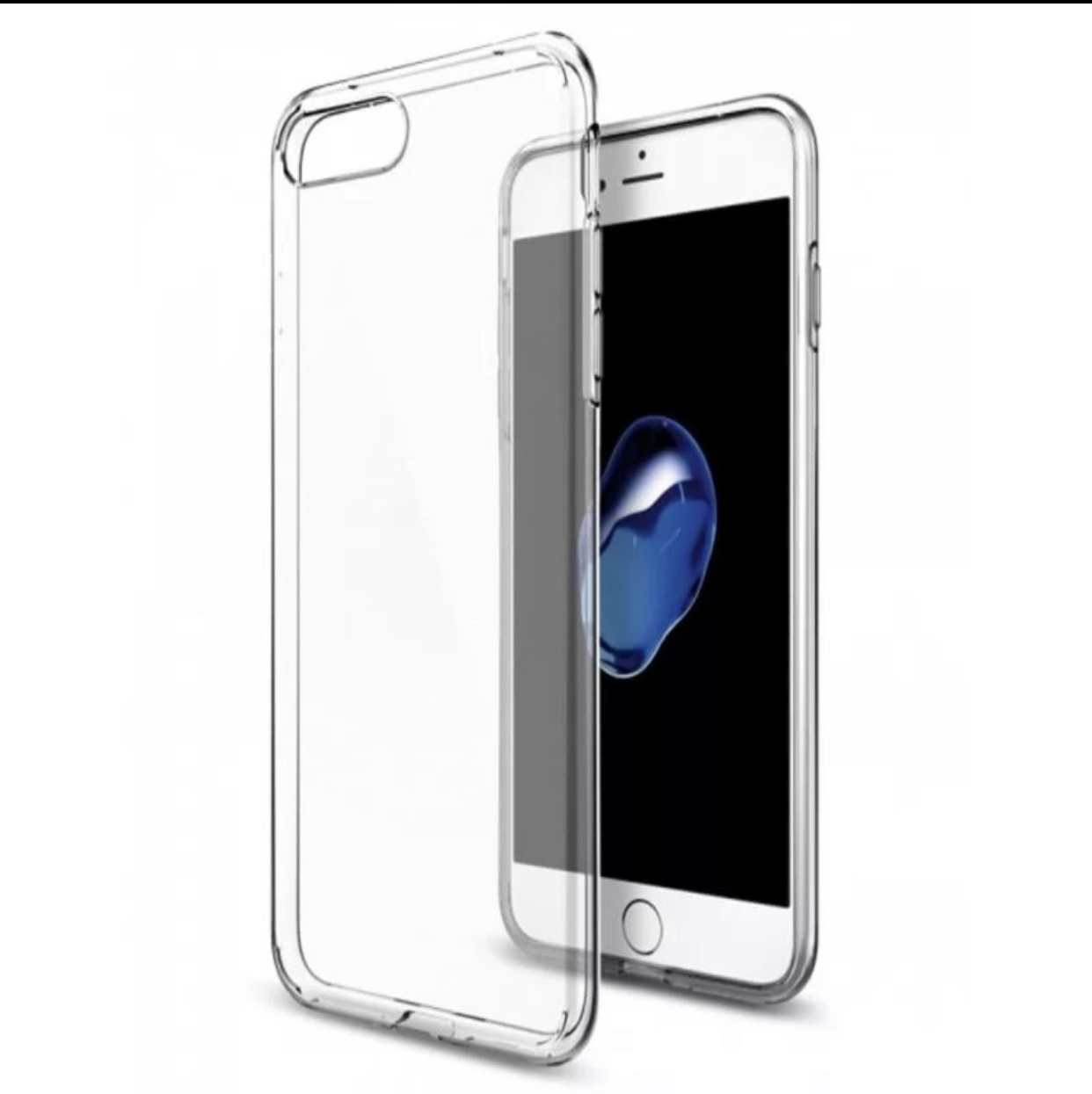 Чехол для сотового телефона Markclub@Hoco СT-2014, прозрачный