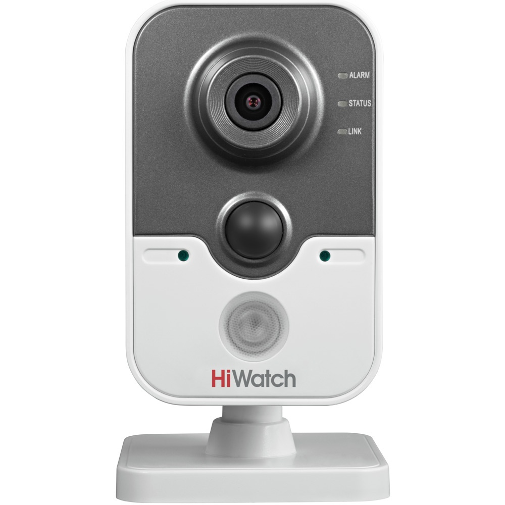 IP камера HIKVISION HIWATCH DS-I114 2.8MM, 1MP, CUBE, 2.8MM