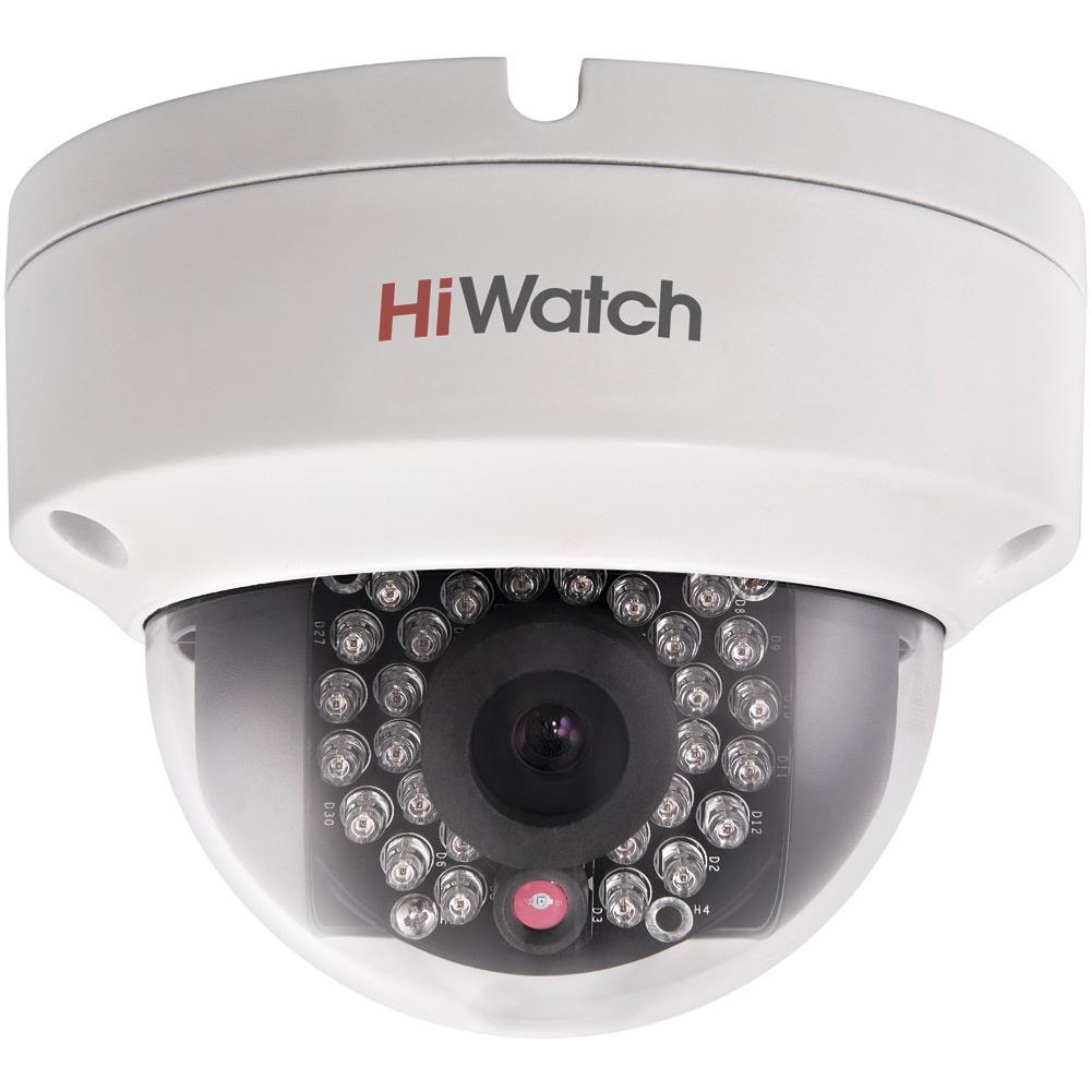 IP камера HIWATCH DS-I122 2.8MM, белый