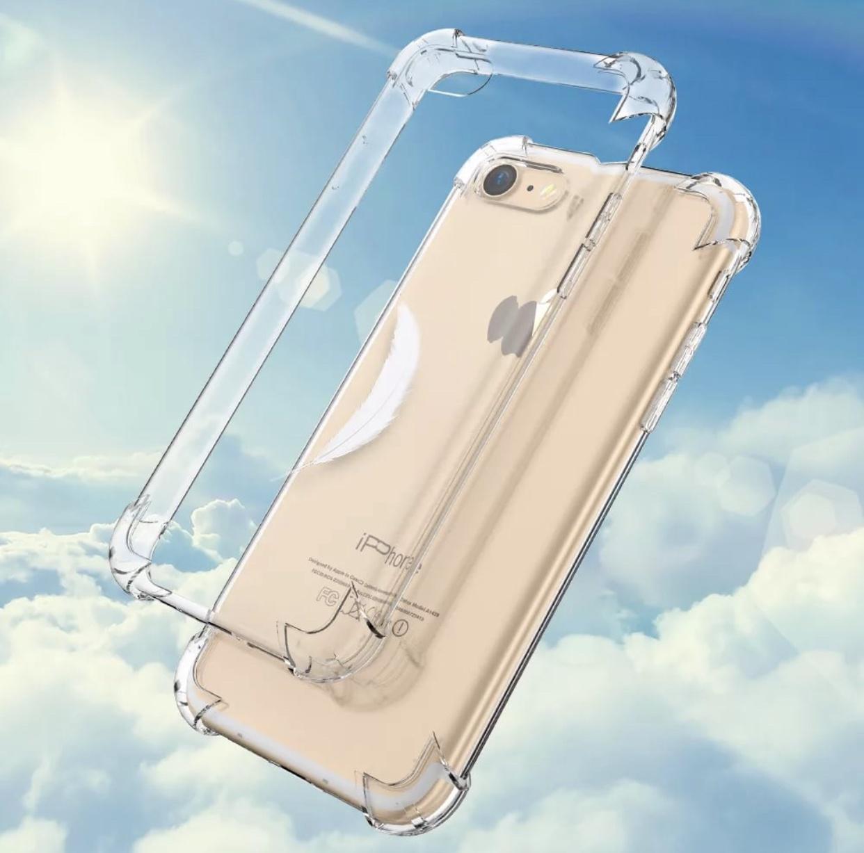 Чехол для сотового телефона Markclub@Hoco Силиконовый чехол Markclub для iPhone 6 прозрачный, СT-2016 caterpillar active signature противоударный чехол для iphone 6