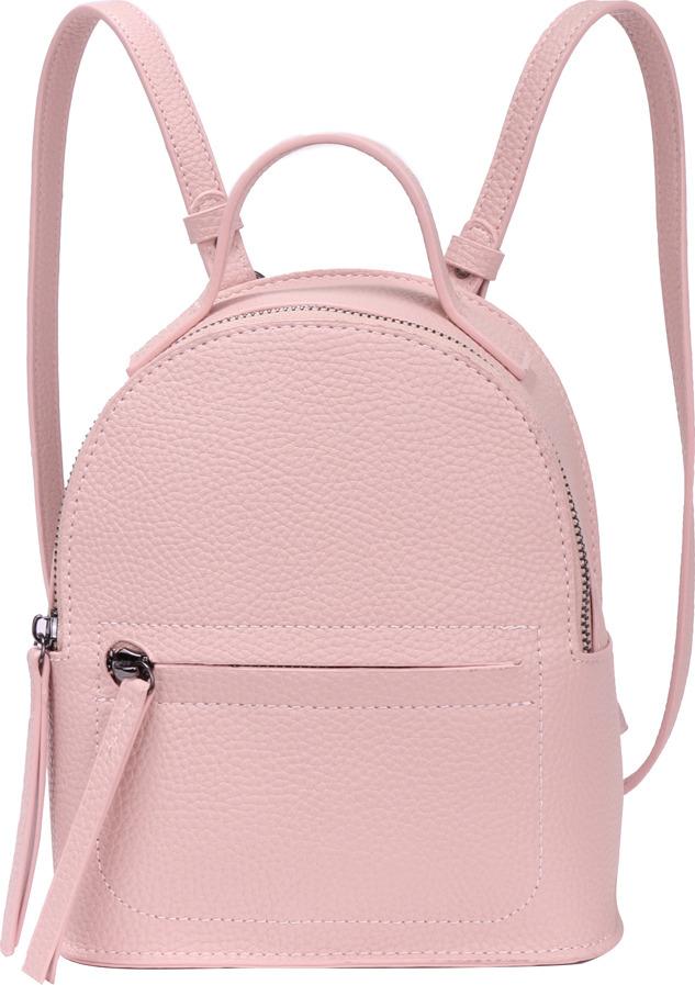 Рюкзак женский OrsOro, DS-916/1, светло-розовый