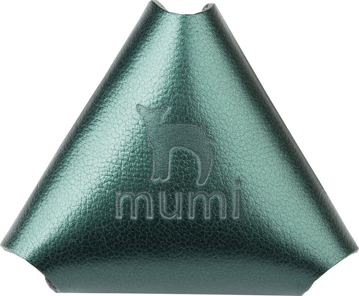 Чехол для наушников Dimanche, 403/80/01, зеленый металлик, черный