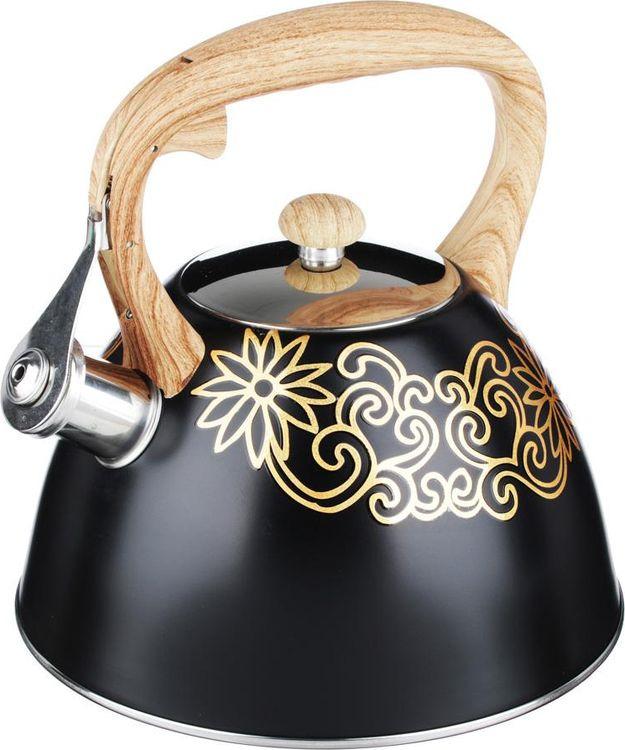 Чайник Vetta Золотой узор, 847073, 2,7 л цена