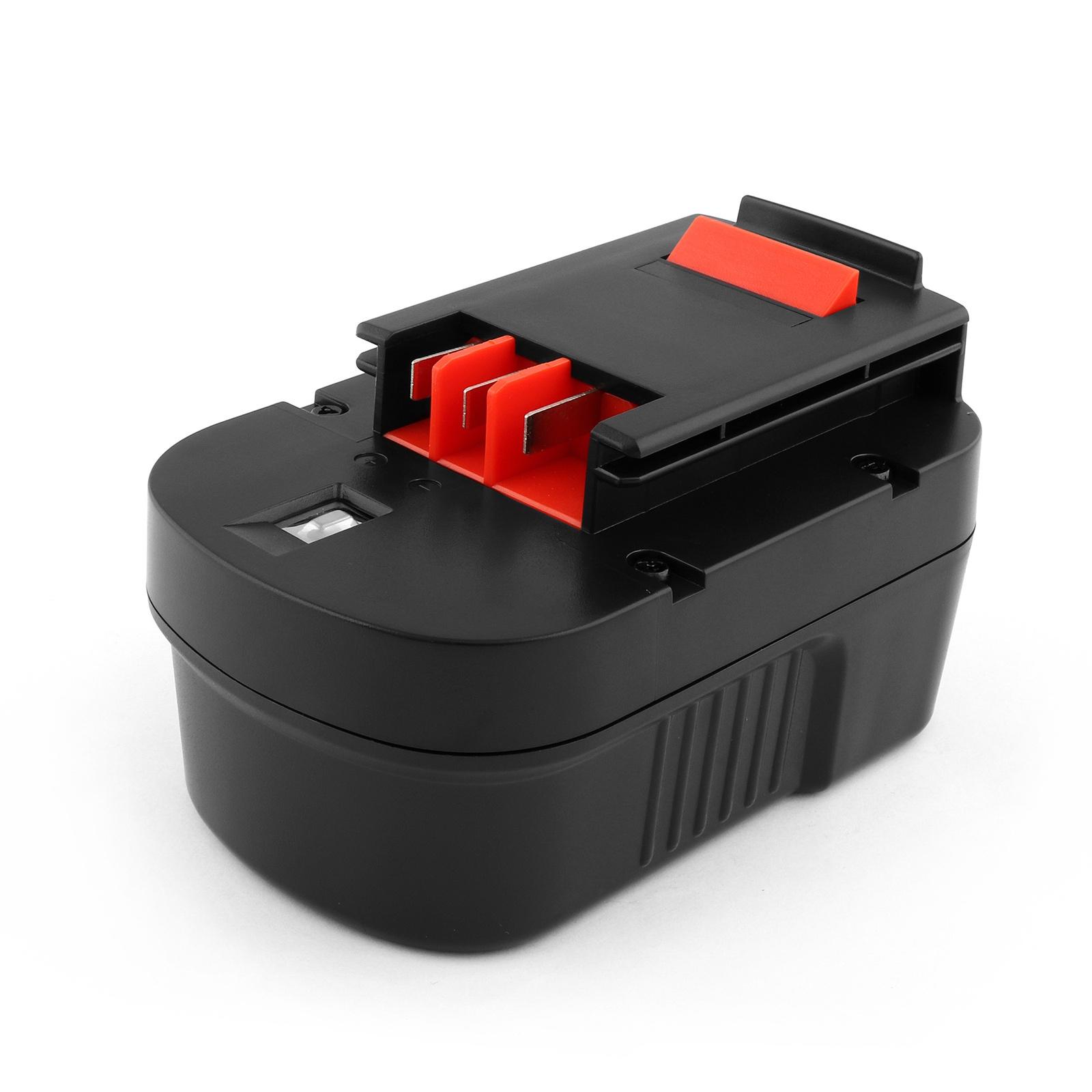 Аккумулятор для инструмента TopON Black & Decker 14.4V 1.5Ah (Ni-Cd) PN: A14, A1714, 499936-34, 499936-35.TOP-PTGD-BD-14.4-1.5ВНИМАНИЕ!!! Товар сертифицирован!!! Соответствует стандартам безопасности ГОСТ 12.2.007.12-88. Аккумуляторы TopOn для электроинструментов – это аккумуляторы хорошего качества и высокой надёжности. Приобретая продукцию TopOn, вы получаете: 1. Производство из качественных комплектующих. 2. Полную совместимость с заявленным устройством. 3. Оснащение фирменной защитой (от перегрева, перегрузки, перезаряда и переразряда, от перегрузки и от скачков напряжения сети). 4. 6 месяцев гарантии. В отличие от многочисленных подделок, в аккумуляторах TopOn присутствуют и правильно настроены все необходимые для нормальной и безопасной работы электронные схемы защиты. В случае возникновения проблем в работе аккумулятора в течение полугода - вы можете рассчитывать на отсутствие сложностей при осуществлении гарантийных обязательств.