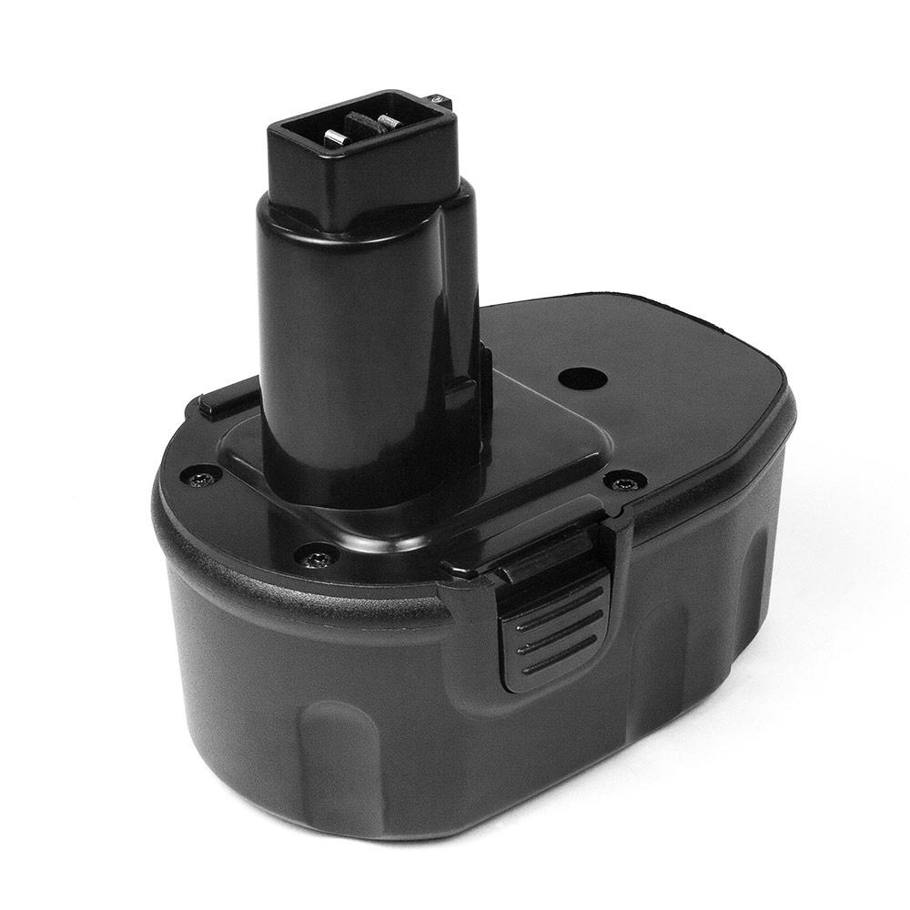 Аккумулятор для инструмента TopON DeWalt 14.4V 1.3Ah (Ni-Cd) PN: DC9091, DE9038, DE9091, DE9092. аккумулятор для dewalt 14 4v 3 3ah ni mh dc dcd dw series dc9091 de9038 de9091 de9092
