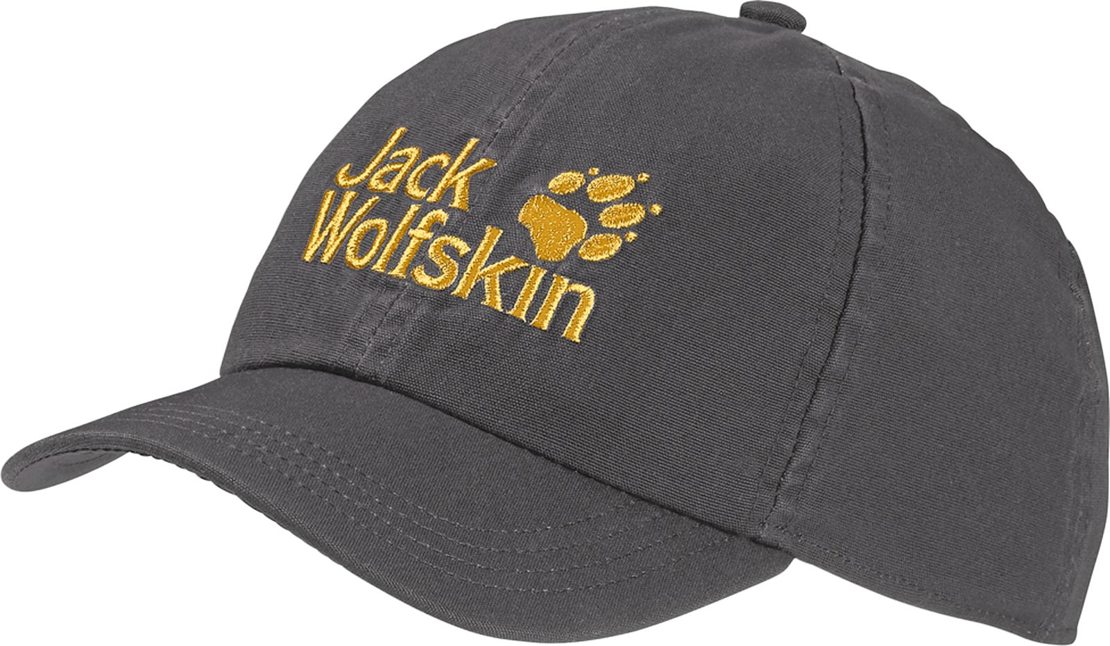 Бейсболка Jack Wolfskin Kids Baseball Cap stylish person embroidery black baseball cap for men