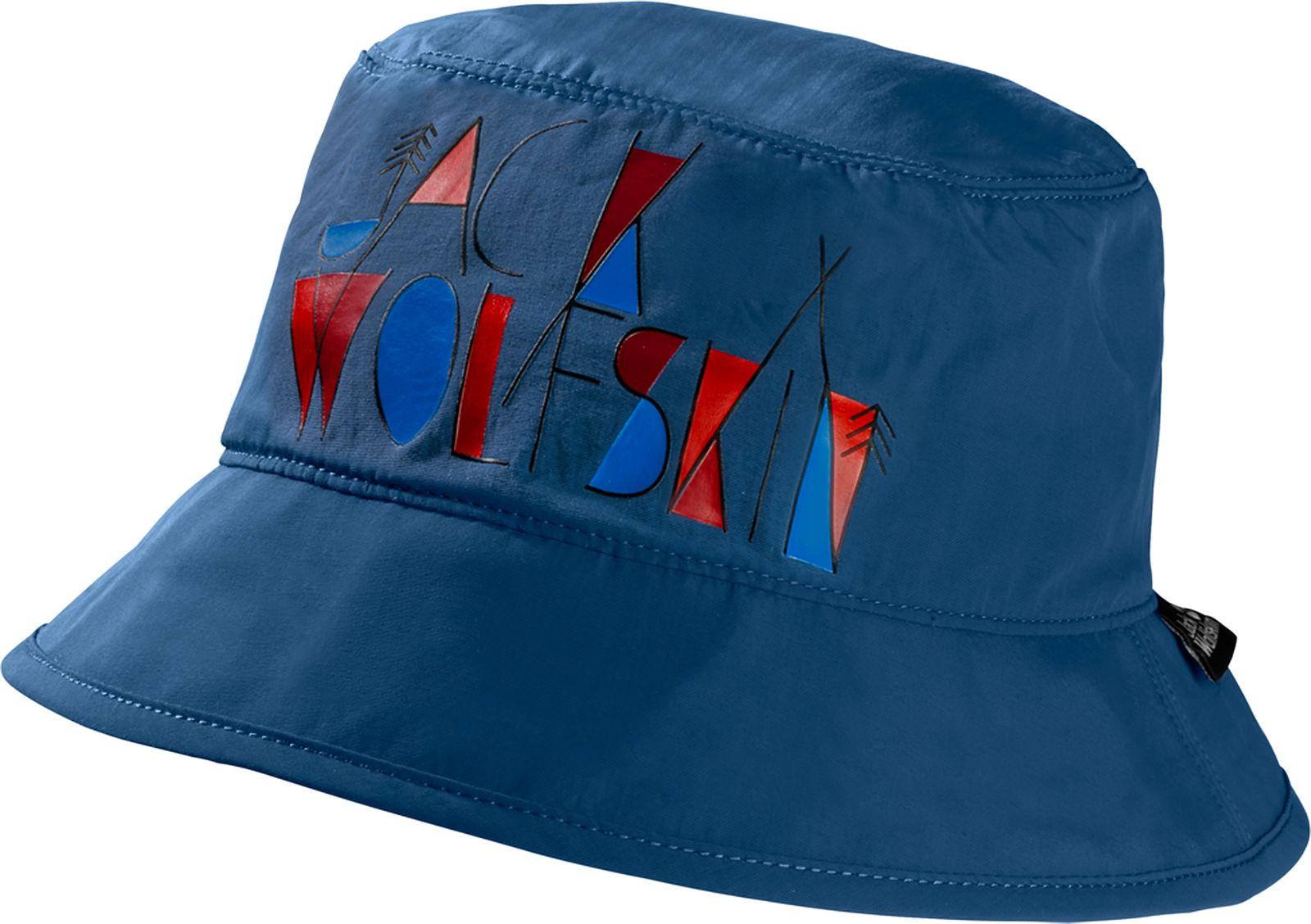 Шляпа Jack Wolfskin Supplex Magic Forest Hat Kids панама jack wolfskin supplex sun hat