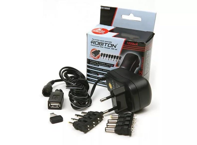 все цены на Зарядное устройство Robiton EN1000S, EN1000S онлайн