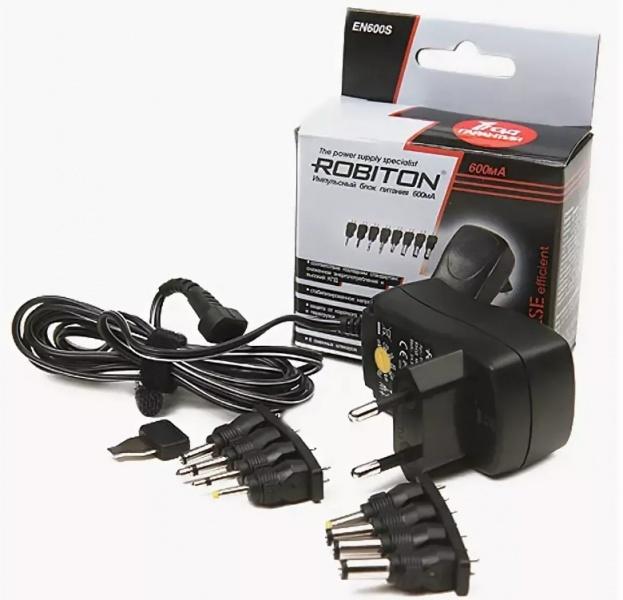 все цены на Зарядное устройство Robiton EN600S, EN600S онлайн