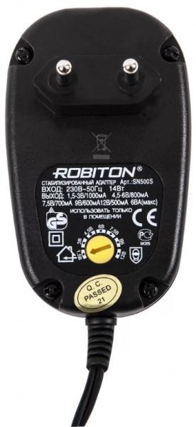 Блок питания универсальный ROBITON SN500S блок питания robiton ib12 2000s ii 5 5x2 1x10 629 194