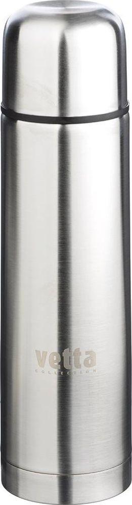 Термос Vetta Буллет, 841785, серебристый, 500 мл цена