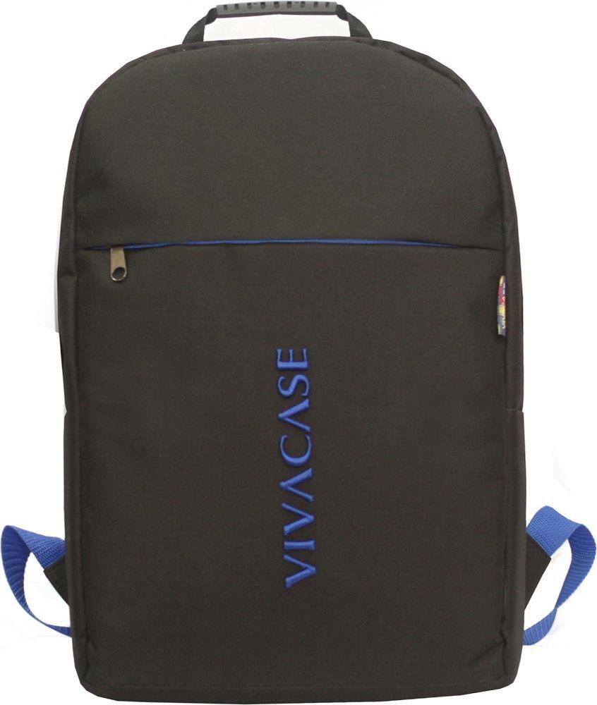 Рюкзак для ноутбука Vivacase Business для ноутбука 15,6