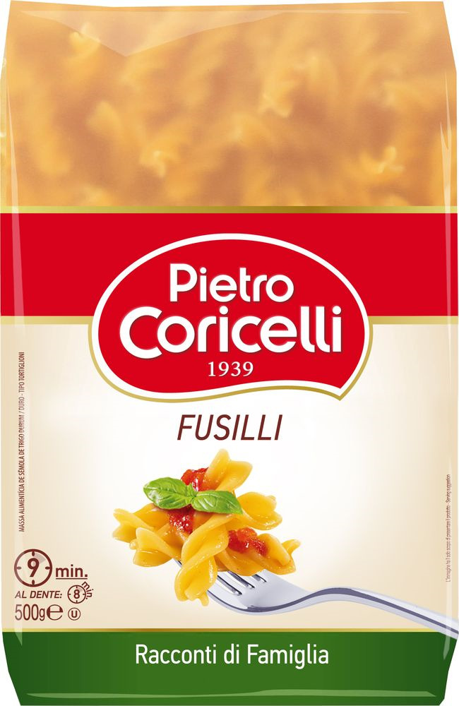 Макароны Pietro Coricelli Фузилли, 500 г