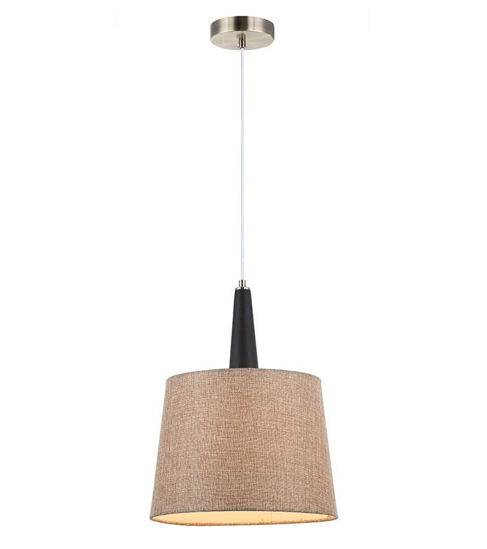 цены Потолочный светильник Семь Огней ВЕРРИ, 10243.01.85.03P, светло-коричневый