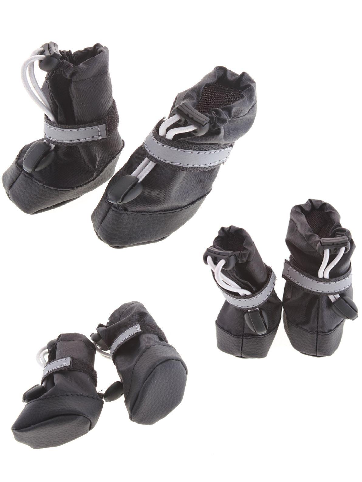 Фото - Обувь для животных ЗООМАНИЯ 7426936750193 interight пара обувь повседневная обувь плоская обувь вождение обувь горох обувь серый 235 метров