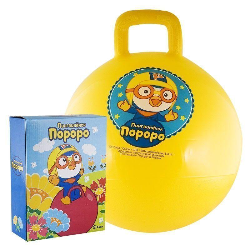 Игрушка-попрыгун Innovative L17000P, L17000P желтый мяч попрыгун наша игрушка мяч арифметика зеленый от 3 лет пластик p110 23