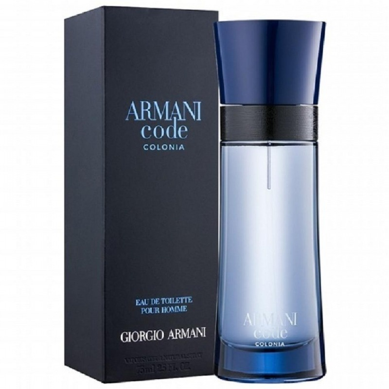 Туалетная вода Giorgio Armani Armani Code Colonia недорого